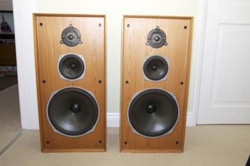 Loa Ditton 44 - Loa nghe nhạc chất từng chi tiết