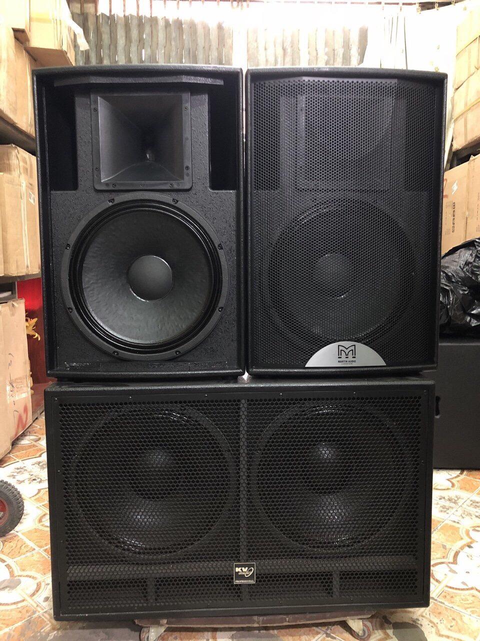 Loa Martin Audio F15