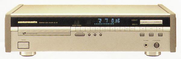 Đầu CD Marantz 72A