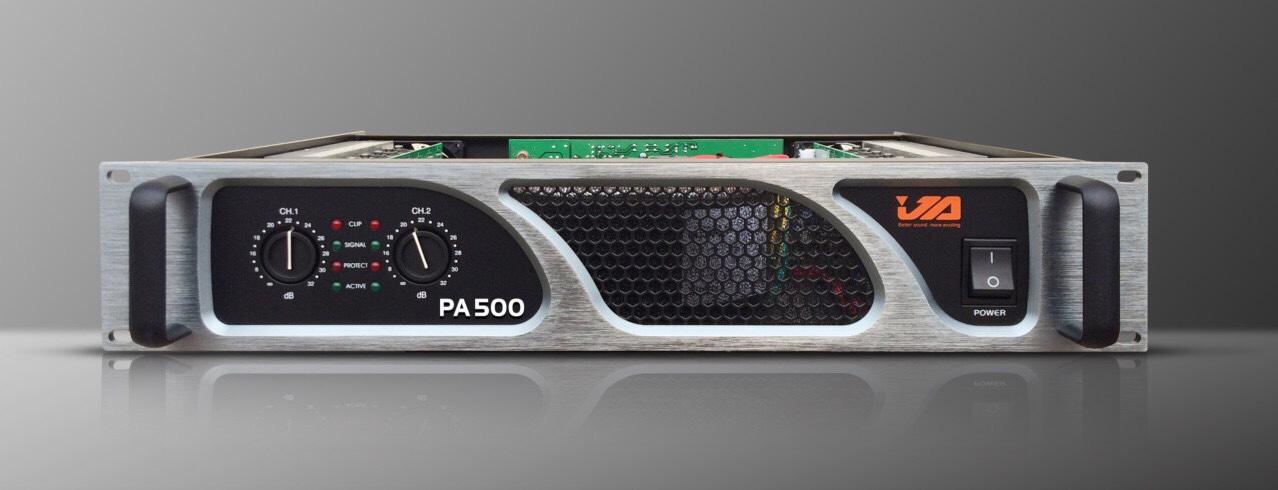 Công suất đẩy JA PA500