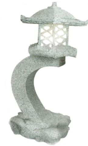Loa trang trí sân vườn hình cột đèn AZ-T11