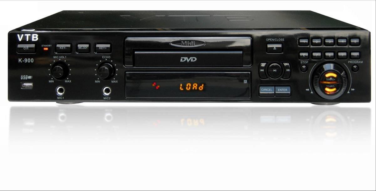 Đầu DVD Karaoke VTB K900