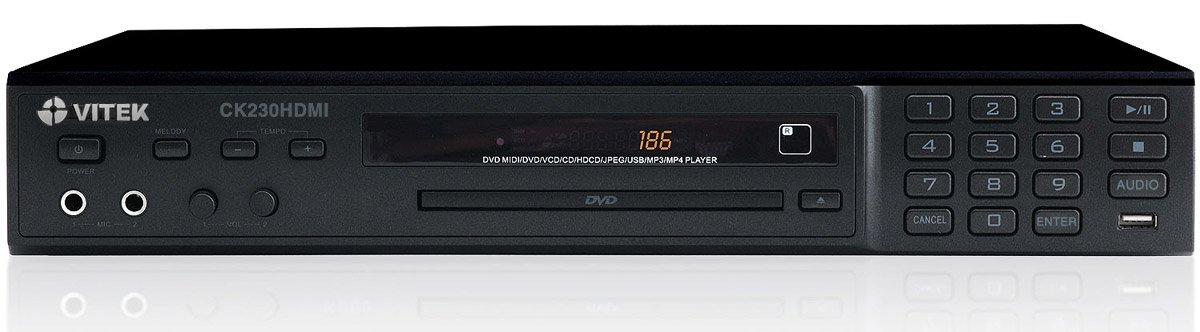 Đầu DVD Karaoke VITEK CK230 HDMI