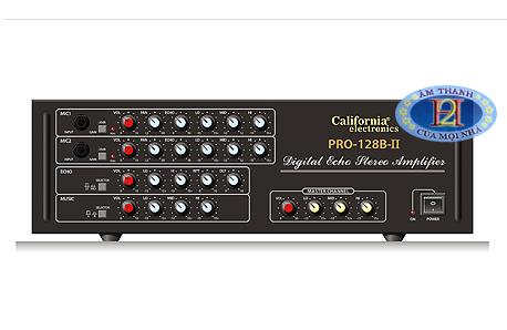 Amply California Pro 128B - Amply karaoke Korea mới