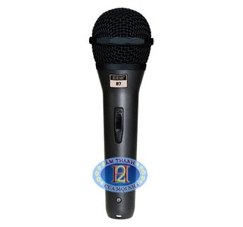 Micro BBS7 - Micro karaoke nhiều tính năng ưu việt