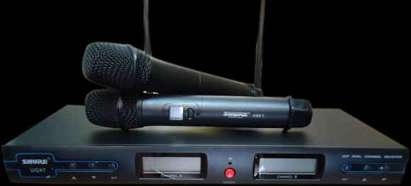 Micro Shure - Micro karaoke Shure UG-X7 xịn đẹp
